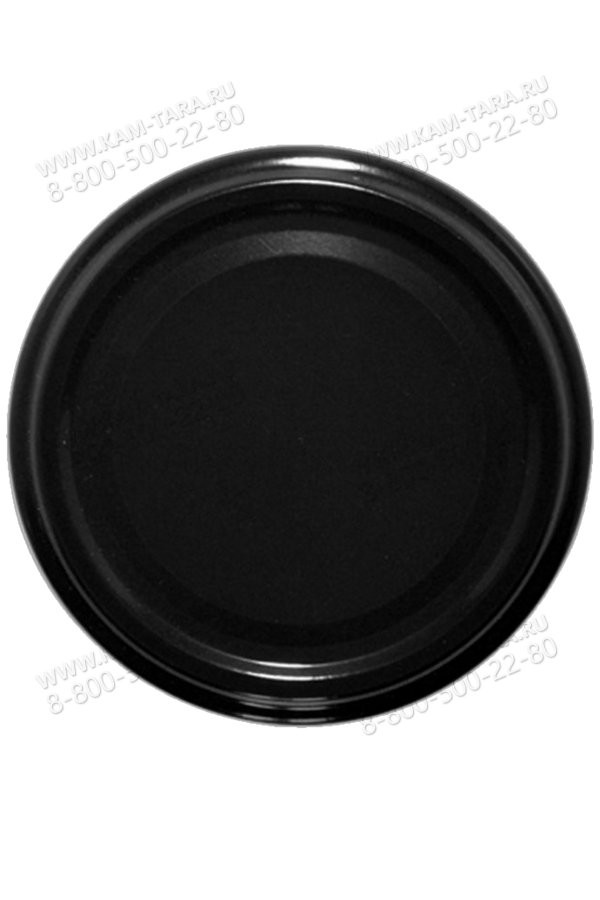 Крышка 82 черная (кор.750)