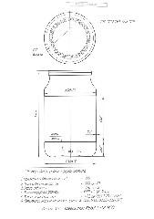 Стеклобанка КБ63-1.82-950 (Мп/п.1440)