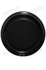 Крышка 66 черная матовая (кор.1250)